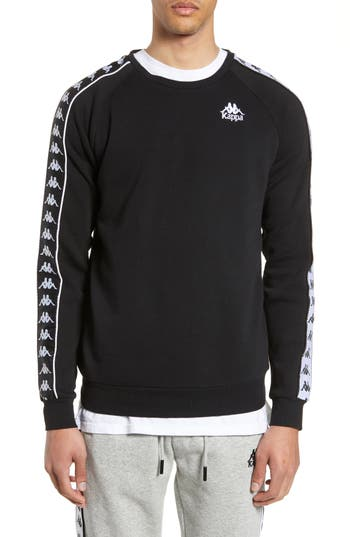 Kappa 222 Banda Arbir Crewneck Sweatshirt