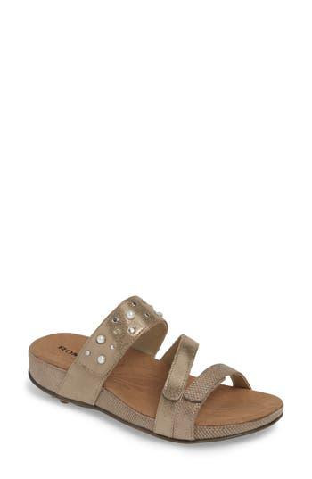 Romika Fidschi 62 Embellished Slide Sandal (Women)