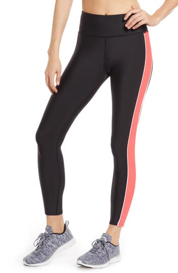 Soul by SoulCycle High Waist Colorblock Tights