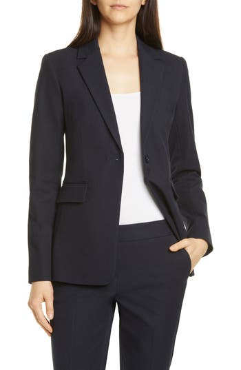 Nordstrom Signature Single Button Blazer