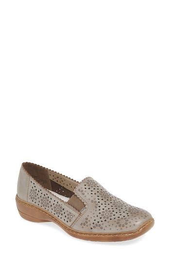 Rieker Antistress Doris Q5 Perforated Loafer (Women)