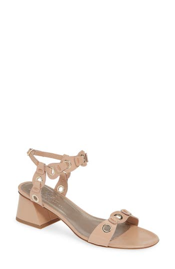 AGL Grommet Quarter Strap Sandal (Women)