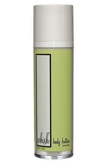 Whish(TM) Lemongrass Body Butter
