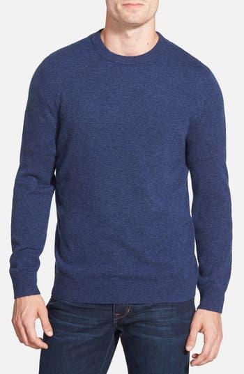 Men's Nordstrom Men's Shop Cashmere Crewneck Sweater