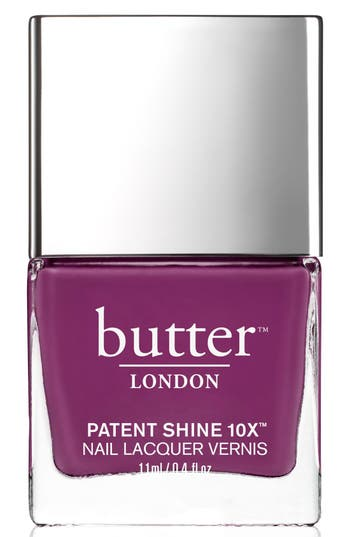 Butter London 'Patent Shine 10X' Nail Lacquer -