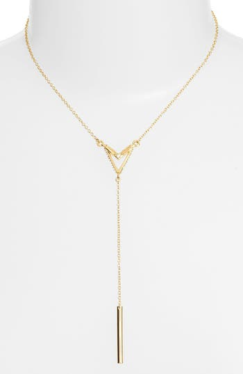 Women's Ettika V Bar Necklace