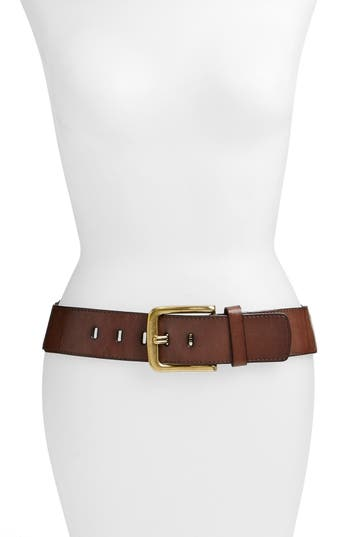 Women's Elise M. 'Sheila' Leather Belt at NORDSTROM.com