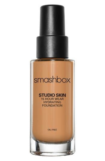 Smashbox Studio Skin 15 Hour Wear Foundation - 3.35 - Golden Medium Beige