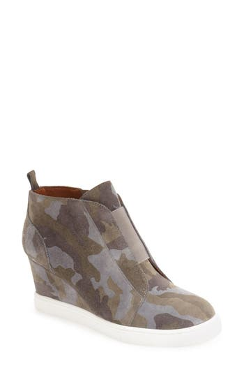 Women's Linea Paolo 'Felicia' Wedge Bootie at NORDSTROM.com