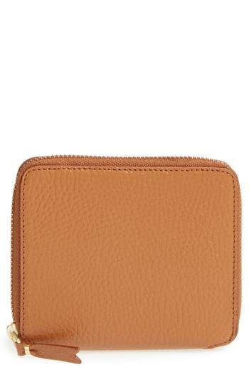 Comme Des Garcons Leather Wallet -