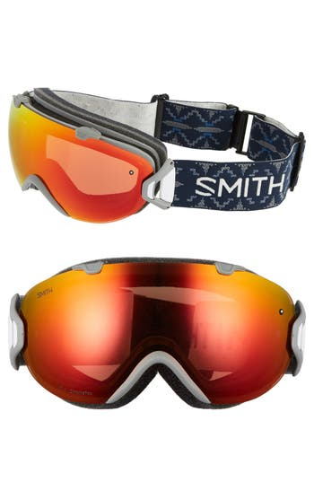 Women's Smith 'I/os' 190Mm Snow Goggles -