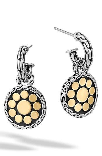 Women's John Hardy 'Dot' Drop Earrings