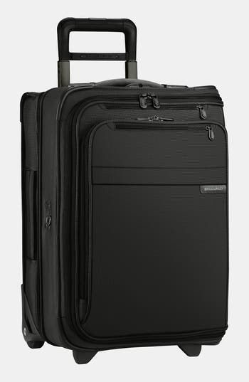 Briggs & Riley 'Baseline - Domestic' Rolling Carry-On Garment Bag
