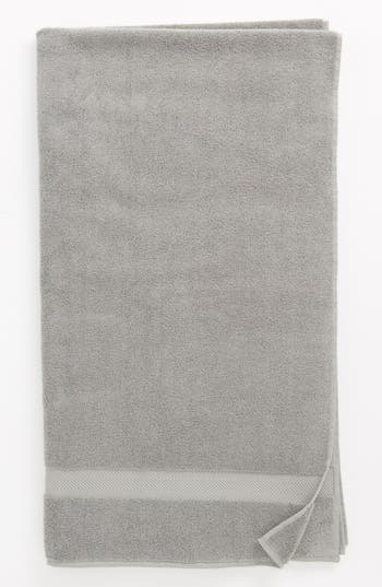 Nordstrom At Home Hydrocotton Bath Sheet, Size One Size - Grey