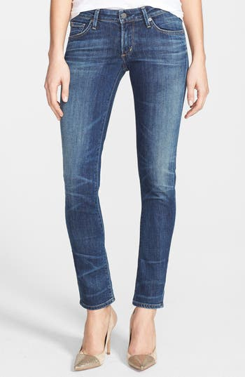 Women's Citizens Of Humanity 'Racer' Whiskered Skinny Jeans at NORDSTROM.com