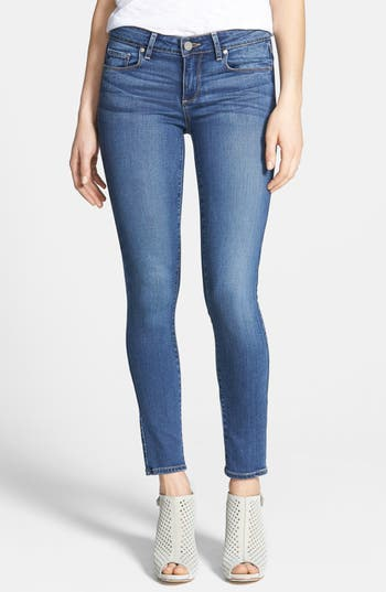 Women's Paige Transcend - Verdugo Ankle Skinny Jeans at NORDSTROM.com