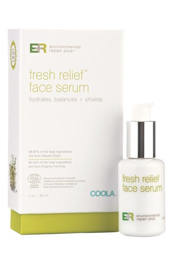Coola Suncare Environmental Repair Plus Fresh Relief™ Face Serum