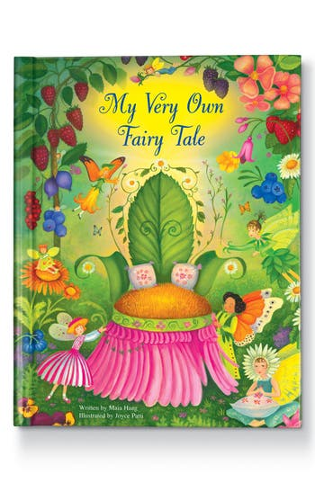 Toddler My Very Own Fairy Tale Personalized Book