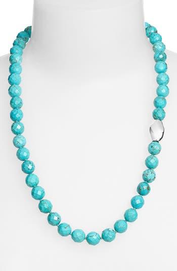 Women's Simon Sebbag Stone Beaded Necklace