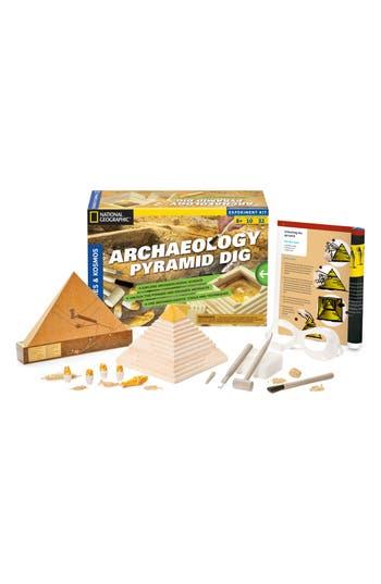 Thames  Kosmos Archaeology Pyramid Dig 20 Play Kit