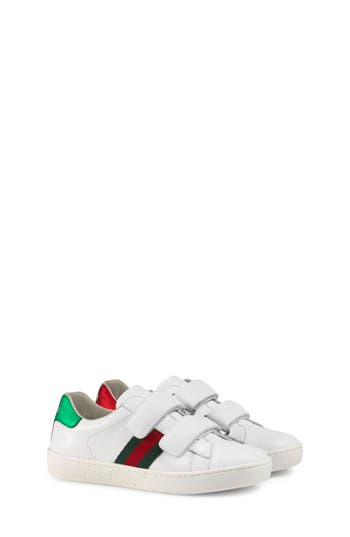 Boys Gucci New Ace Sneaker