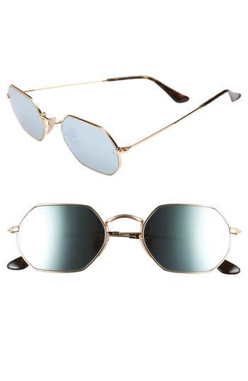 Ray-Ban Icons 5m Sunglasses - Gold