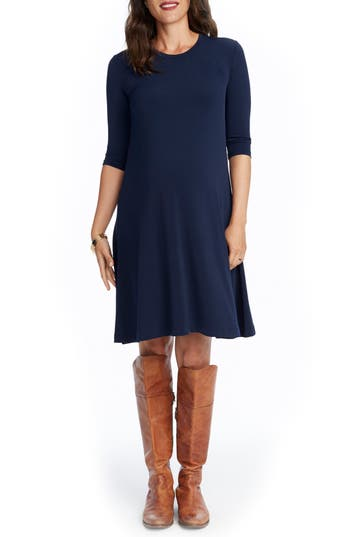 Rosie Pope Mara Maternity Swing Dress