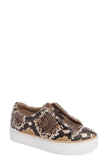 M4D3 Super Slip-On Sneaker- Brown