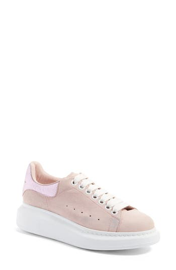Alexander Mcqueen Sneaker, Pink