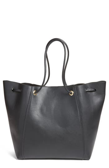 Phase 3 Faux Leather Tote -