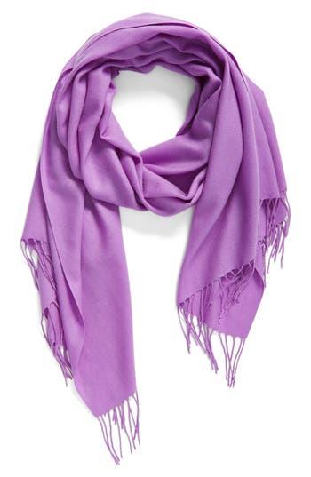 Women's Nordstrom Tissue Weight Wool &Cashmere Scarf