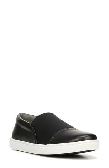 Via Spiga Raine Slip-On Sneaker, Black