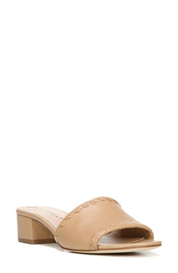Via Spiga Gwendolyn Slide Sandal, Beige