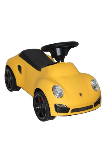 Infant Best Ride On Cars Porsche Turbo 911 RideOn Push Car
