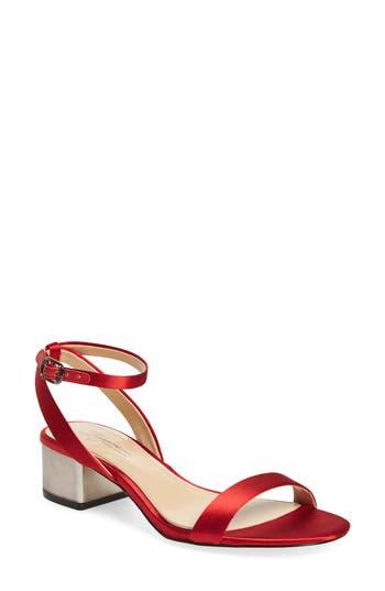 Imagine Vince Camuto Bavel Sandal- Red