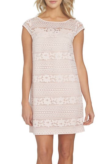 Women's Cece Quinn Lace Shift Dress