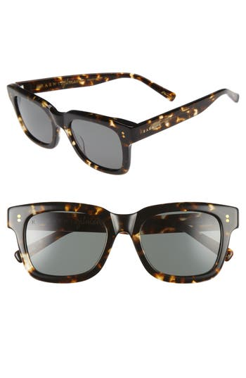 Women's Raen Gilman 52Mm Sunglasses - Brindle Tortoise