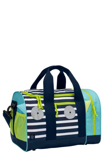 Toddler Lassig Mini Sports Bag With GlowInTheDark Eyes