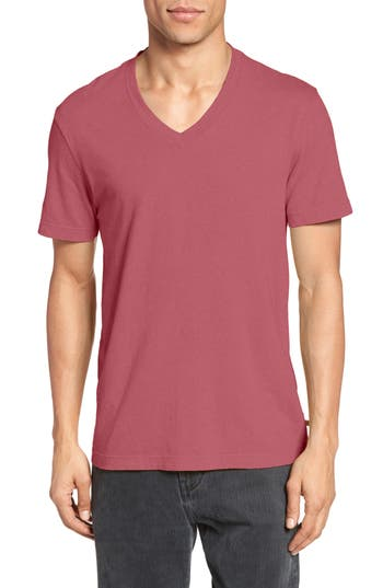 Men's James Perse Short Sleeve V-Neck T-Shirt