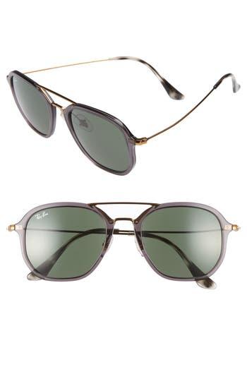 Ray-Ban 52Mm Aviator Sunglasses -