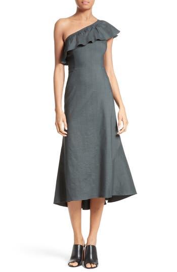 A.l.c. Evangeline One-Shoulder Dress