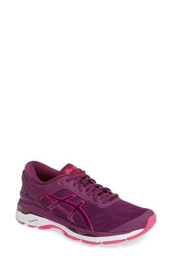 Asics Gel-Kayano 24 Running Shoe B - Purple