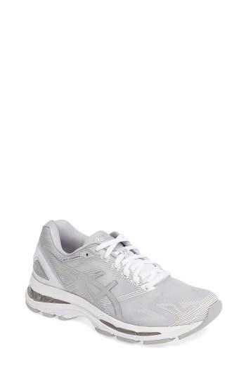 Asics Gel-Nimbus 19 Running Shoe, Grey