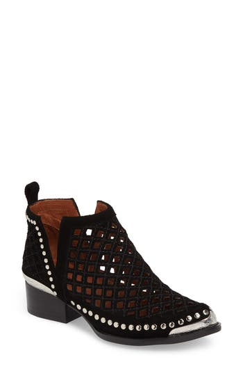 Women's Jeffrey Campbell Tagalong Cutout Bootie