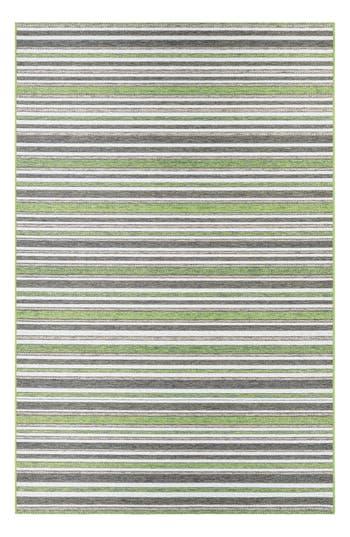 Couristan Brockton Indoor/outdoor Rug, ft 0in x 3ft 7in - Green