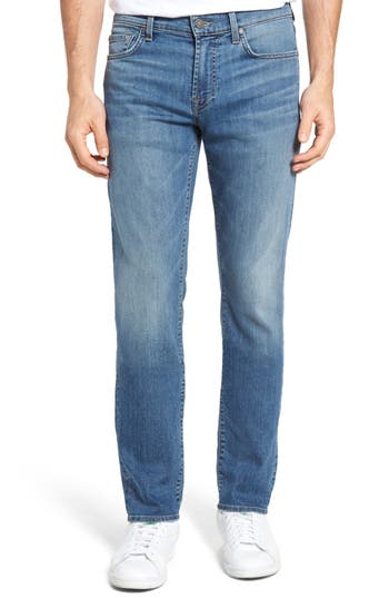 Big & Tall 7 For All Mankind Slimmy Slim Fit Jeans, Blue