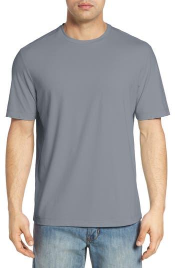 Big & Tall Tommy Bahama Tropicool T-Shirt, Grey