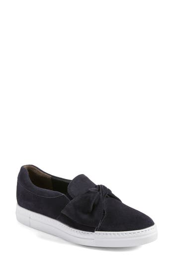 Paul Green Micky Bow Slip-On SneakerUS /4UK - Blue