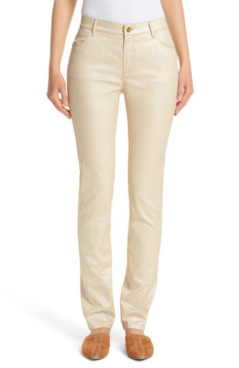 Women's Lafayette 148 New York Curvy Fit Skinny Jeans