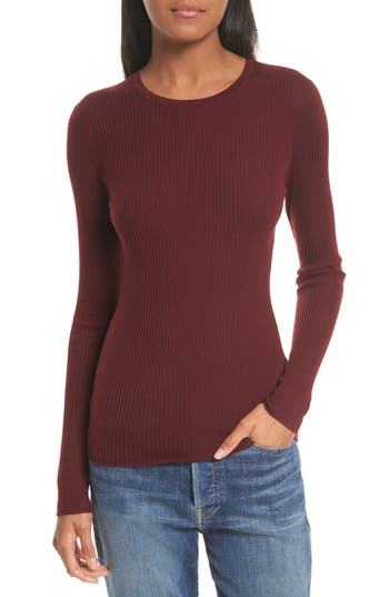 Theory Mirzi B Merino Wool Sweater